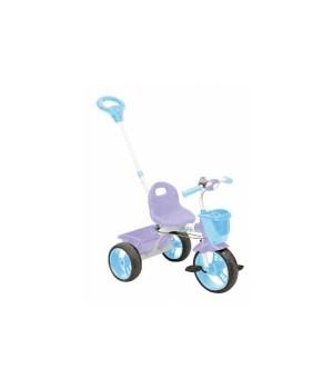 Велосипед 3х колесный с кузовком и ручкой Nika ВД2