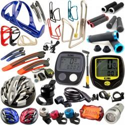 Велоаксессуары и защита