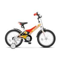 Велосипед детский Stels Jet 16 2019г, колесо 16, рама 9, салатовый