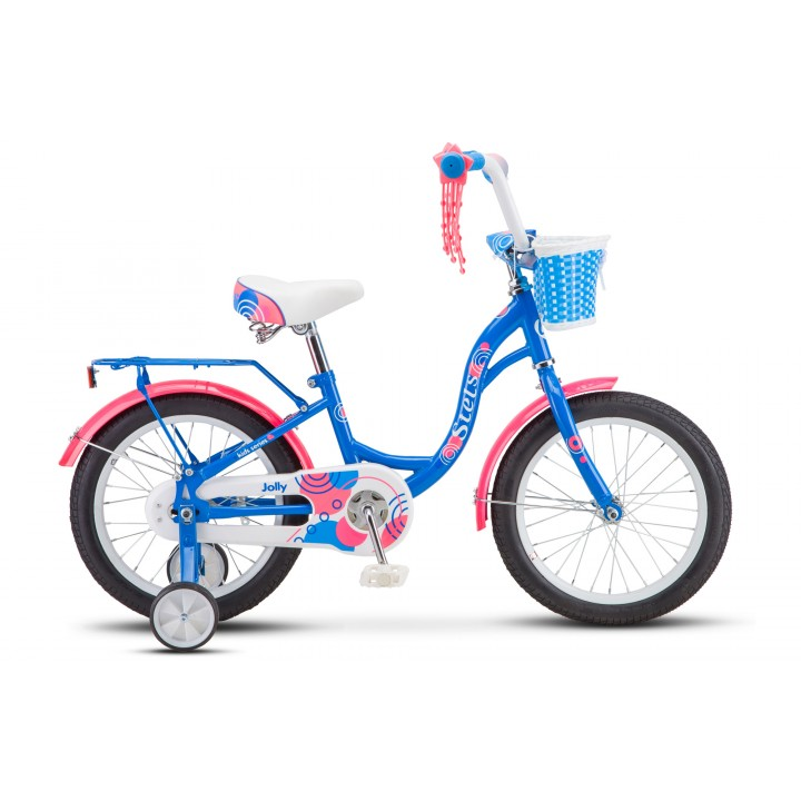 Велосипед детский Stels  Jolly 16, колесо 16, рама 9,5, синий