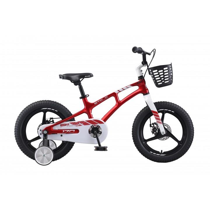 Велосипед детский Stels Pilot 170 MD 16, колесо 16, рама 9,5