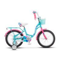Велосипед детский Stels  Jolly 16, колесо 16, рама 9,5, голубой