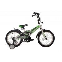 Велосипед детский Stels Jet 16,  колесо 16, рама 9, зеленый