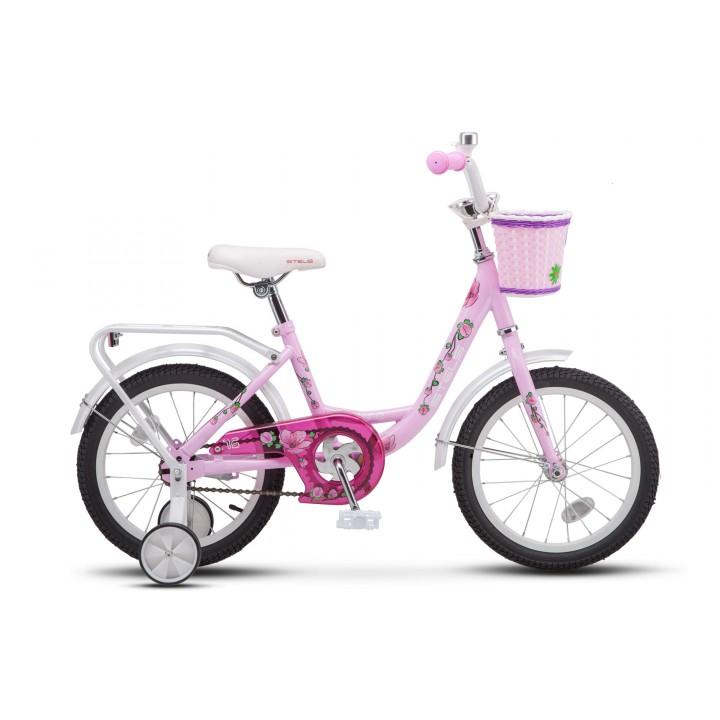 Велосипед детский Stels Flyte Lady 16, колесо 16, рама 11