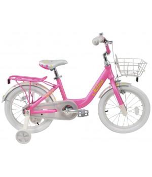 """Велосипед детский Tech Team MILENA, колесо 16"""", с алюминиевой рамой"""