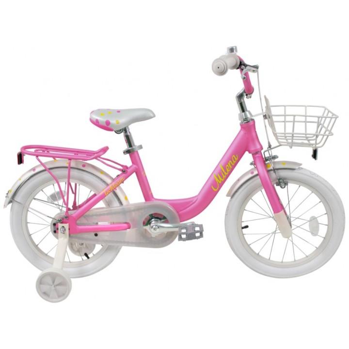 Велосипед детский Tech Team MILENA , колесо 16, c алюминиевой рамой