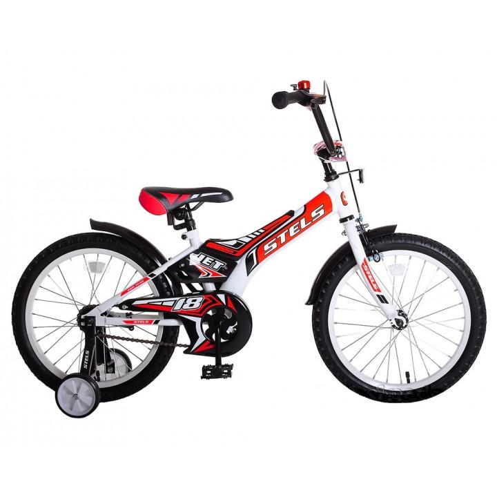 Велосипед детский Stels Jet 16,  колесо 16, рама 9, красный