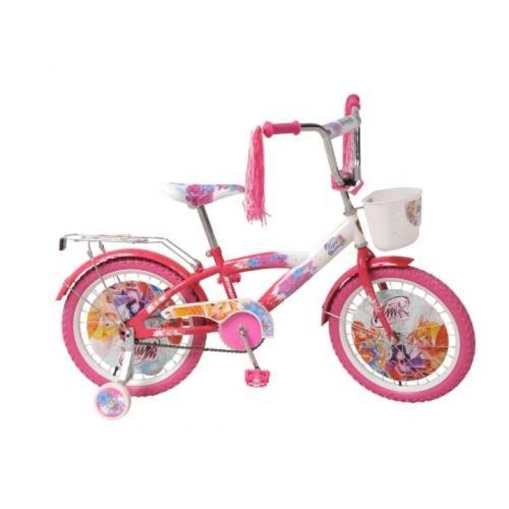 Велосипед детский Navigator Winx 18 ВН18062К, колесо 18