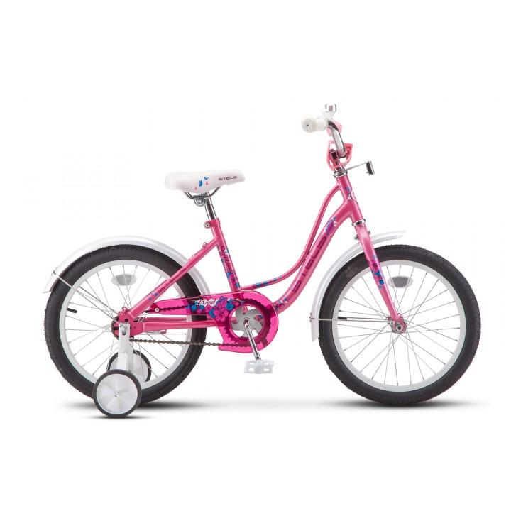Велосипед детский Stels Wind 18, колесо 18, рама 12