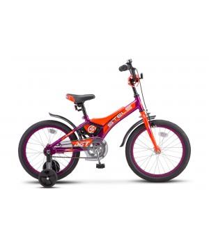 Велосипед детский Stels Jet 18 2021г, колесо 18, рама 10
