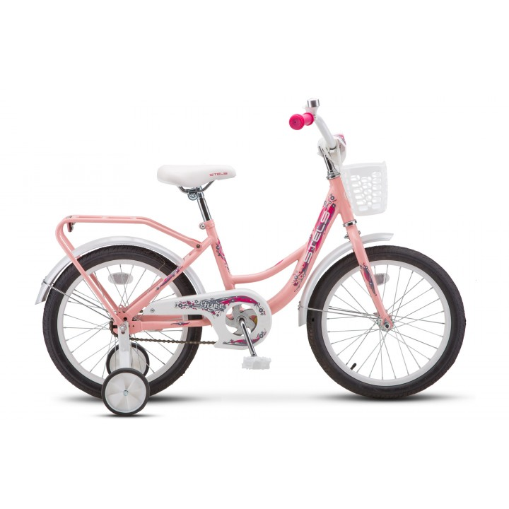 Велосипед детский Stels Flyte Lady 18 2020г, колесо 18, рама 12