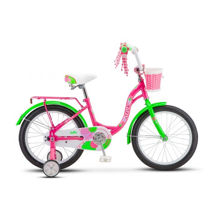 Велосипед детский Stels Jolly 18 2020г, колесо 18, рама 11