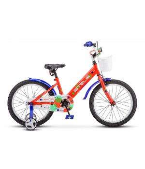 Велосипед детский Stels Captain 18 2019г, колесо 18, рама 10