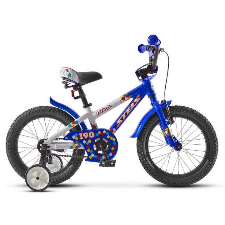 Велосипед детский Stels Pilot 190 16, колесо 16, рама 8.5