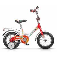 Велосипед детский Stels Magiс 14 с ручкой, колесо 14, рама 10