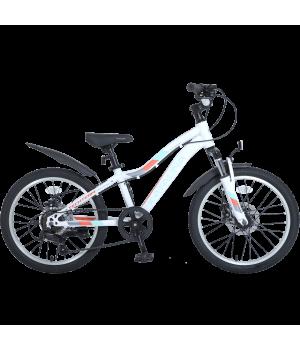 Велосипед детский Tech Team Katalina MD, колесо 20, рама 11, дисковые тормоза