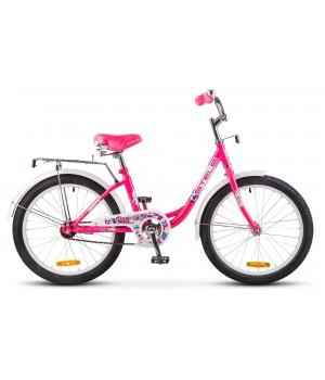Велосипед детский Stels Pilot 200 Lady, колесо 20, рама 12