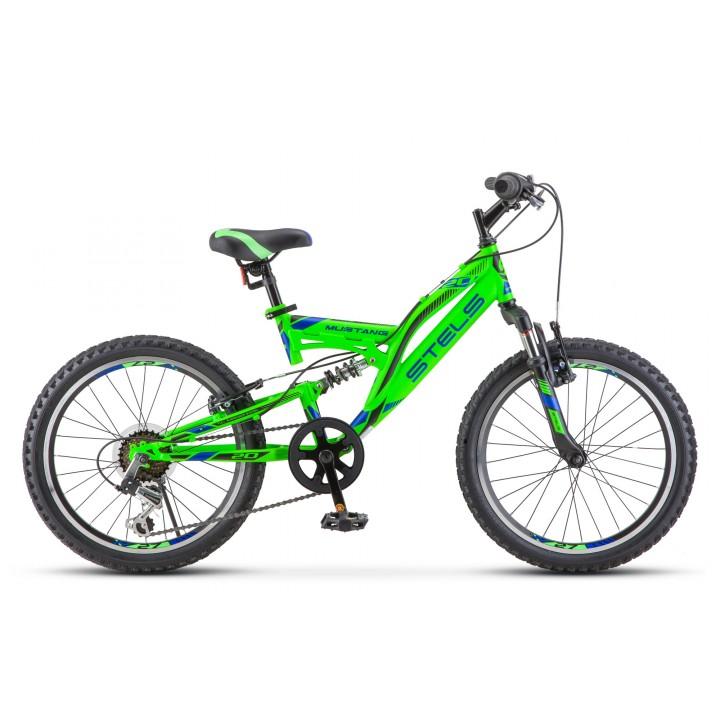 """Велосипед горный Stels Mustang V , колесо 20"""""""