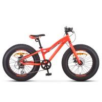 """Велосипед подростковый Fat Bike Stels Aggressor MD 20"""" V010 disc, колесо 20"""