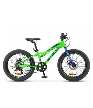 """Велосипед подростковый Stels Pilot 270 MD 20""""+ V010 disc, колесо 20"""