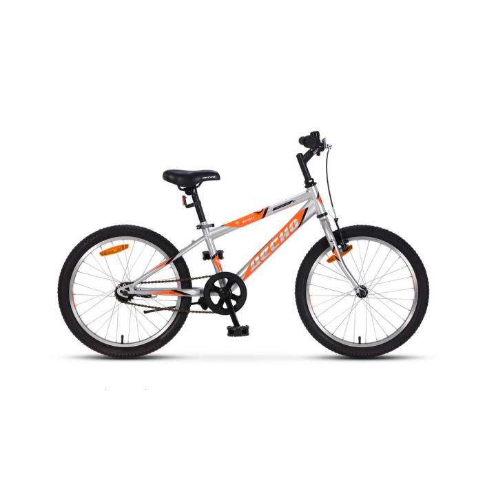 """Велосипед детский Десна Феникс V 20"""", колесо 20, рама 11, серебристый"""