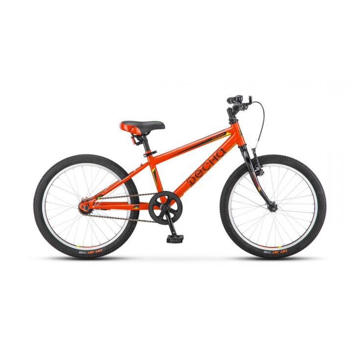 """Велосипед детский Десна Феникс V 20"""", колесо 20, рама 11, оранжевый"""