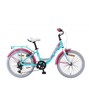 Велосипед детский Stels Pilot 260 Lady, колесо 20, рама 12