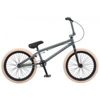 Велосипед подростковый BMX Tech Team GRASSHOPPER колесо 20 для экстремального катания и прыжков