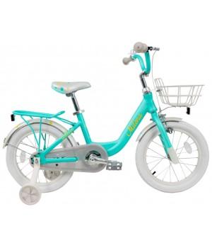 Велосипед детский Tech Team MILENA , колесо 20, с алюминиевой рамой