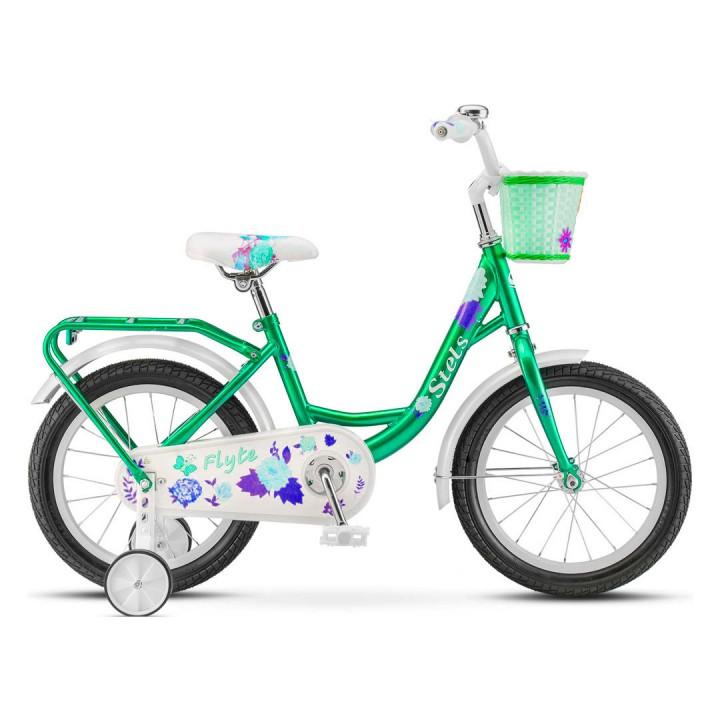 Велосипед детский Stels Flyte Lady 16 2020г, колесо 16, рама 11