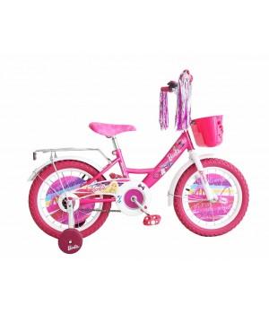 Велосипед детский Navigator Bаrbie 18 ВН18061К, колесо 18