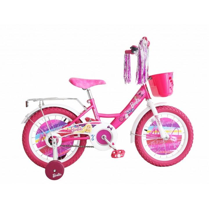 Велосипед детский Navigator Bаrbie 16 BH 16087K, колесо 16