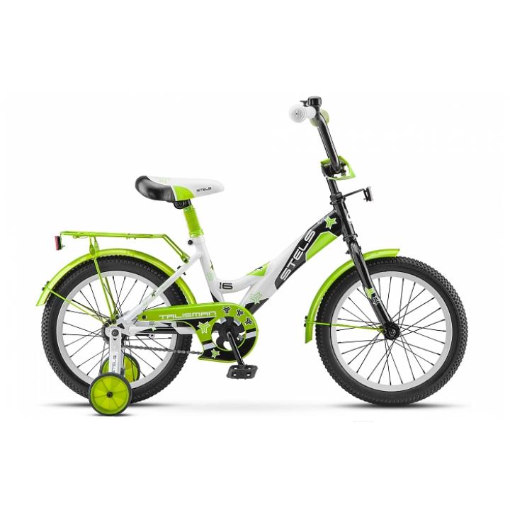 Велосипед детский Stels Talisman 16, колесо 16, рама 11, зеленый