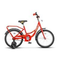 Велосипед детский Stels Flyte 18 2019г, колесо 18, рама 12, черный