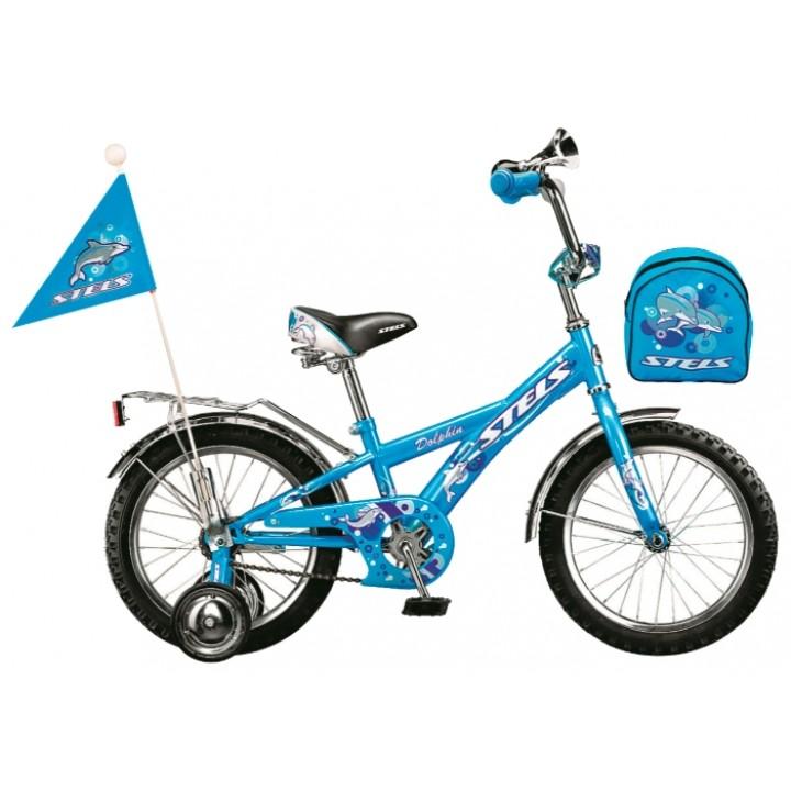 Велосипед детский Stels Dolphin 16, колесо 16, рама 11