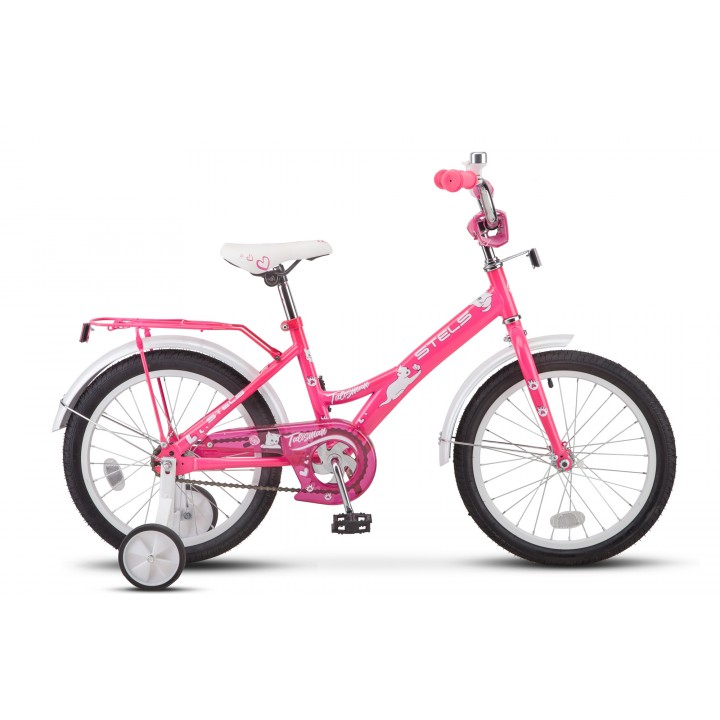 Велосипед детский Stels Talisman Lady 18, колесо 18, рама 12