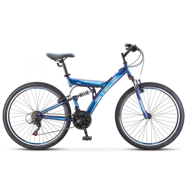 Велосипед горный Stels Focus 18 скоростей