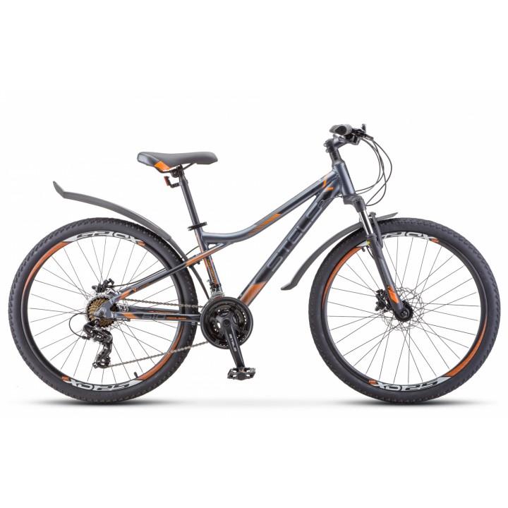 Велосипед горный Stels Navigator 610 D disc V040 2020г. дисковые тормоза