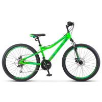 Велосипед горный Stels Navigator 510MD 2019г дисковые тормоза