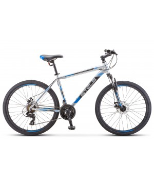 Велосипед горный Stels Navigator 500 MD disc 2020г. колесо 26 дисковые тормоза