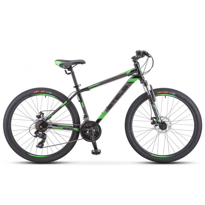 Велосипед горный Stels Navigator 500 D disc 2021г. колесо 26 дисковые гидравлические тормоза