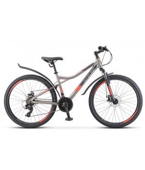 Велосипед горный Stels Navigator 610 MD disc  дисковые тормоза