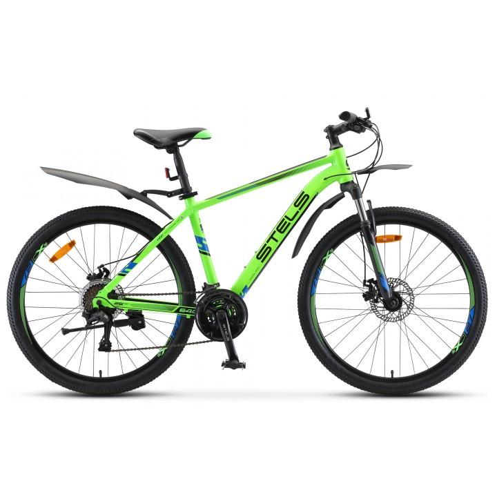 Велосипед горный Stels Navigator 640 MD disc  дисковые тормоза