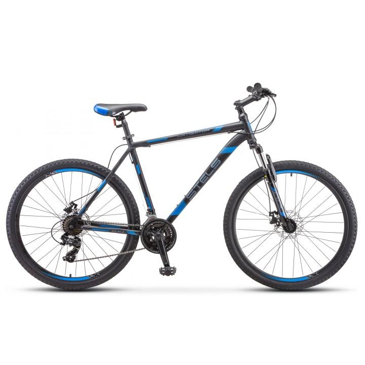 Велосипед горный Stels Navigator 700MD , колесо 27,5 дисковые тормоза