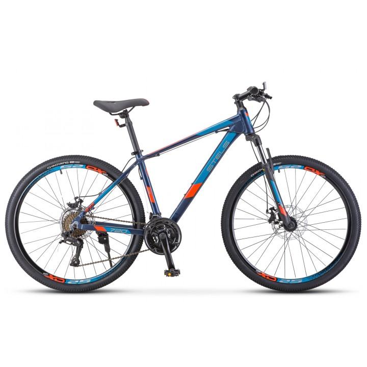 Велосипед горный Stels Navigator 720 MD disc колесо 27,5  дисковые тормоза