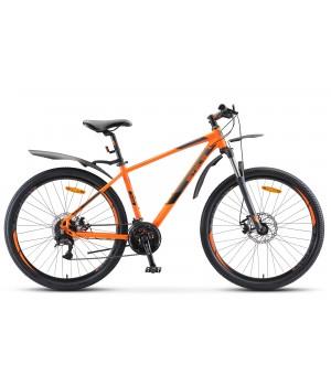 Велосипед горный Stels Navigator 745 MD disc колесо 27,5  дисковые  тормоза