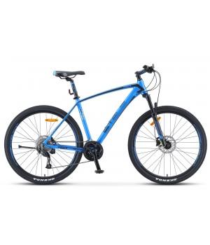 Велосипед горный Stels Navigator 760 D disc 2021г. колесо 27,5 дисковые гидравлические тормоза