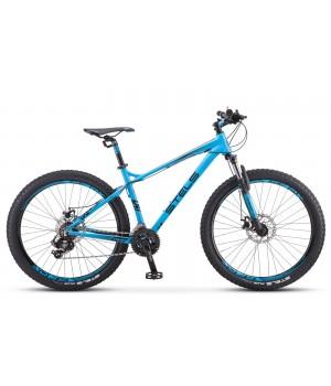 Велосипед горный Stels Adrenalin МD disc 2019г. колесо 27,5+ V010 дисковые тормоза
