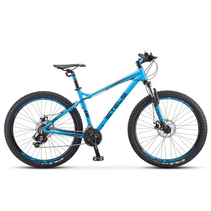 Велосипед горный Stels Adrenalin МD disc 2020г. колесо 27,5+ V010 дисковые тормоза