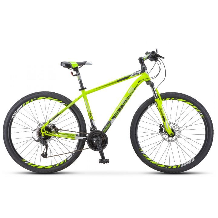 """Велосипед горный Stels Navigator 910 D disc 2021г. колесо 29"""" дисковые тормоза"""